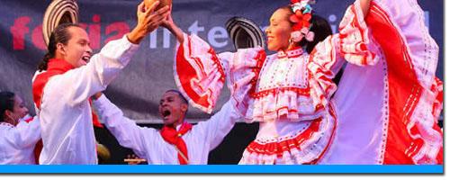 Espectáculo colombiano