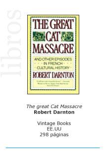 The Great Cat Massacre