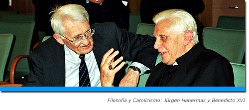 Habermas y Benedicto XVI