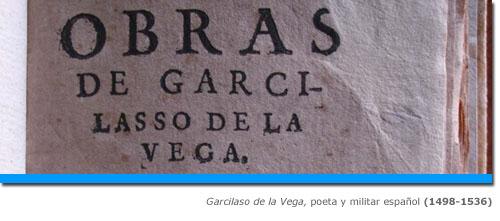 Obras de Garcilaso