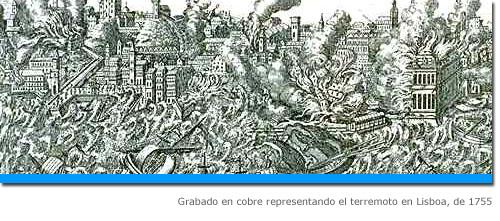 Terremoto en Lisboa