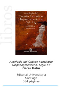 Antología del Cuento Fantástico Hispanoamericano