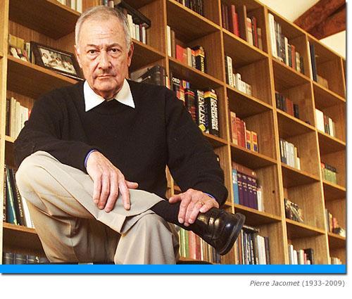 Pierre Jacomet, 1933-2009